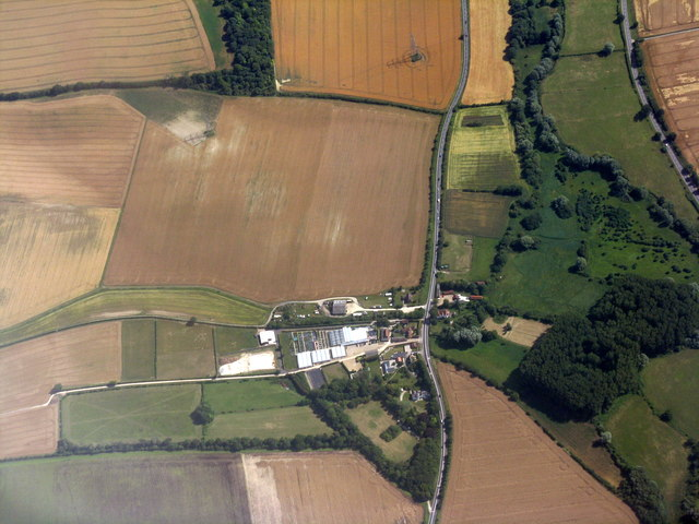 Joseph Farm, Little Chesterford