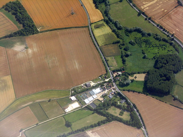 Joseph Farm, Little Chesterford
