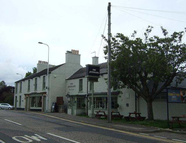 The Justinlees Inn, Eskbank