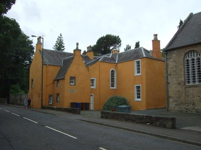 Newbattle House