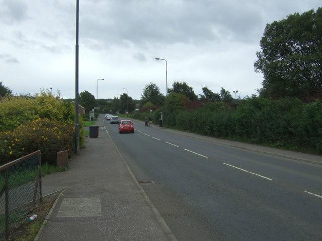 Suttieslea Road, Newtongrange