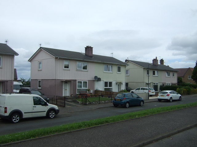 Parkhead Place, Easthouses