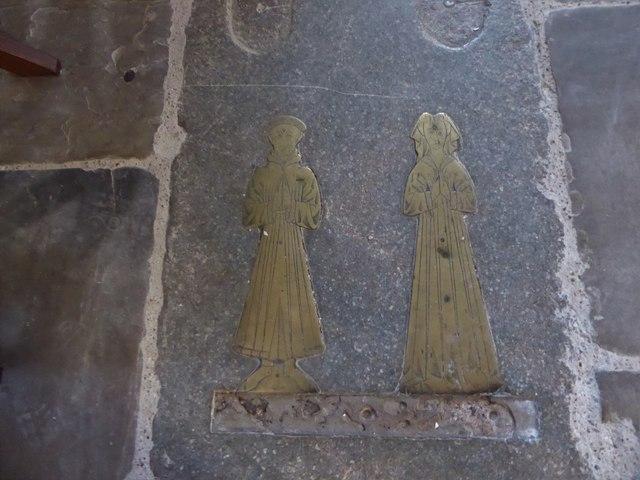 Inside All Saints, Tudeley (a)
