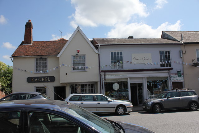 84 and 82 High Street, Hadleigh
