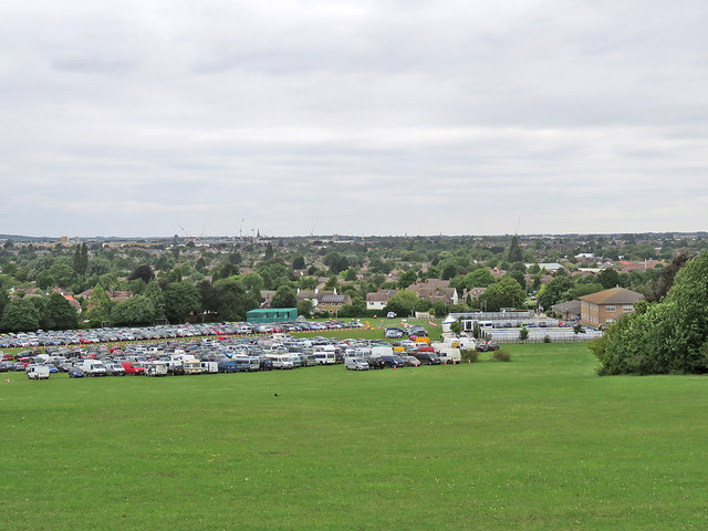 Festival parking at Netherhall School