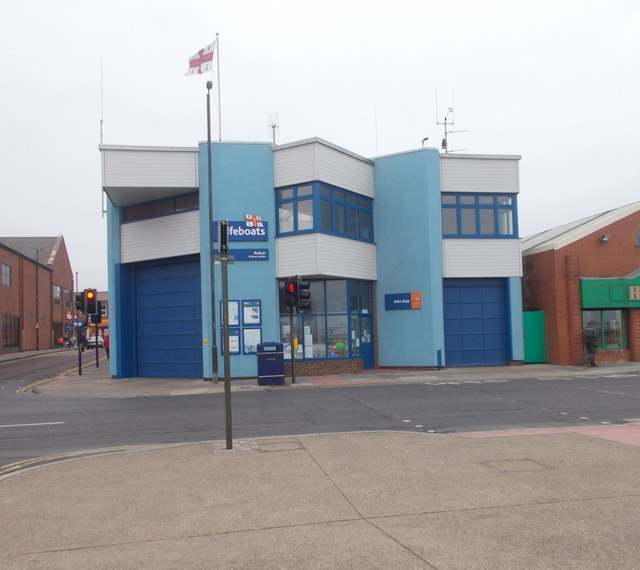 Lifeboat Station - Esplanade