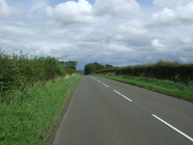 B6355 towards Gifford