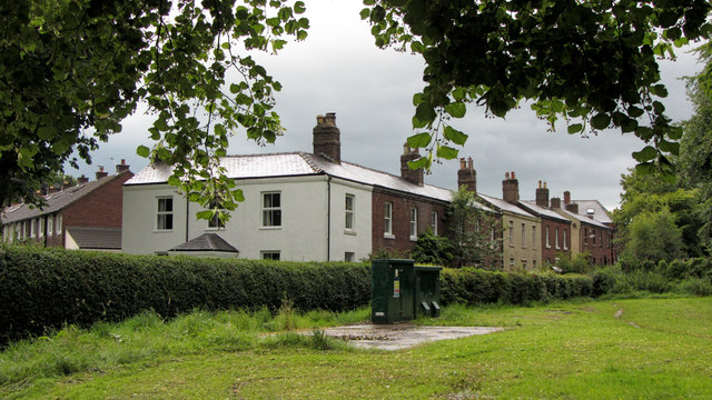 Houses at Stanwix
