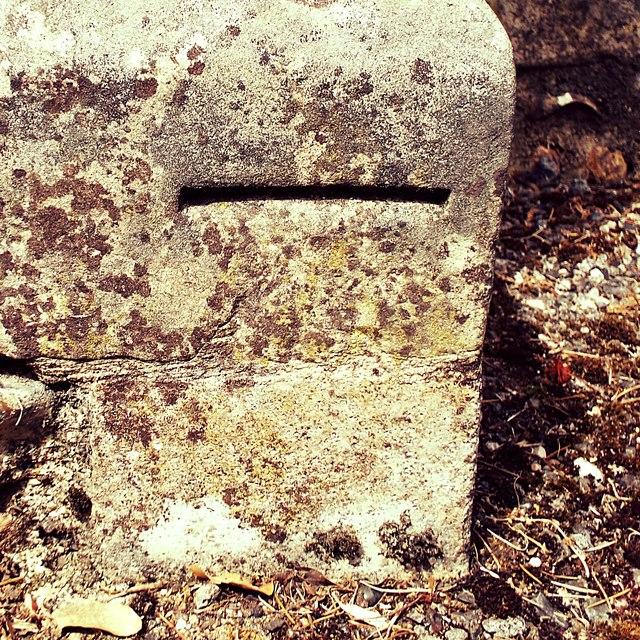 Cut Mark Ipswich Cemetery Mortuary Chapel