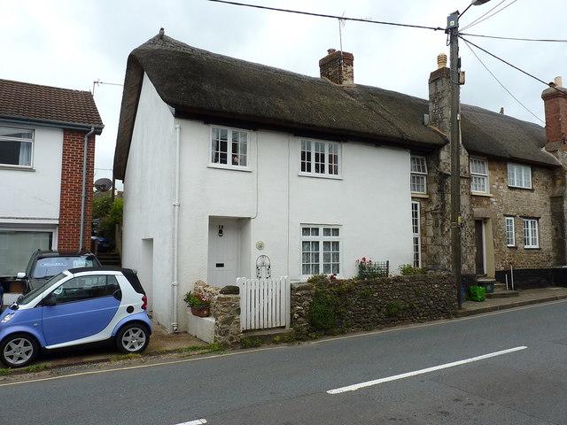 Crossways Cottage, School Street