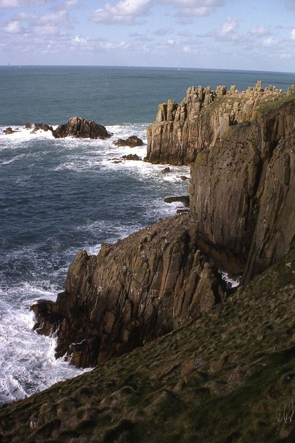 Dr Syntax's Head, Land's End