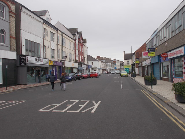 Queen Street - viewed from High Street