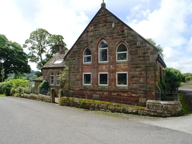 Former Primitive Methodist Chapel