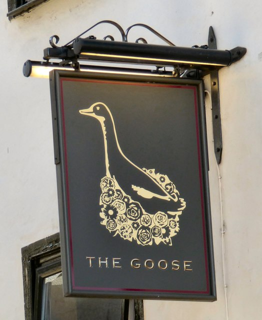 The Sign of The Goose