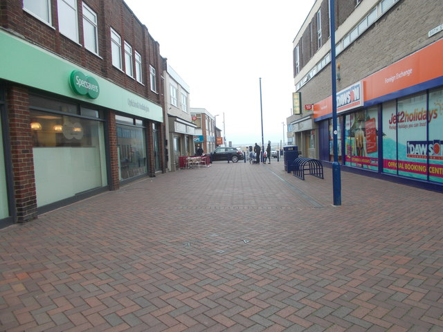 Bath Street - High Street