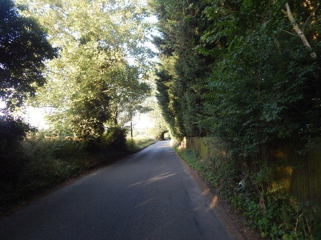 Burstall Lane, Sproughton