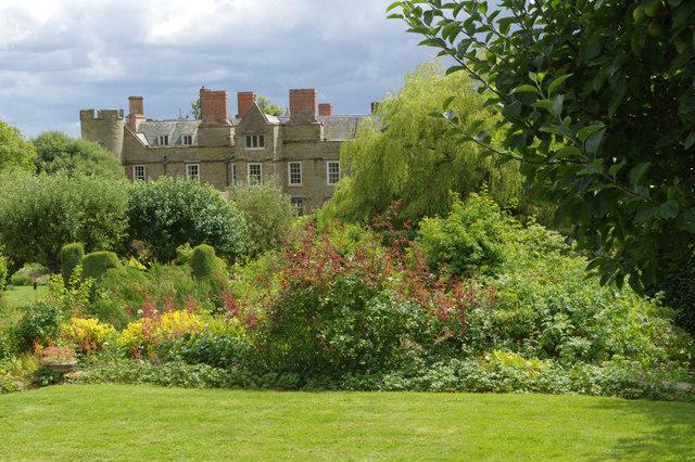 Walled garden - Croft Castle