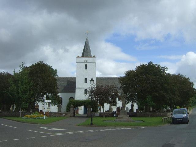 Yester Parish Church, Gifford
