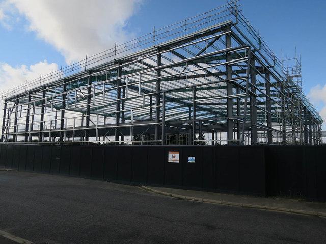 Buckingway Business Park expansion