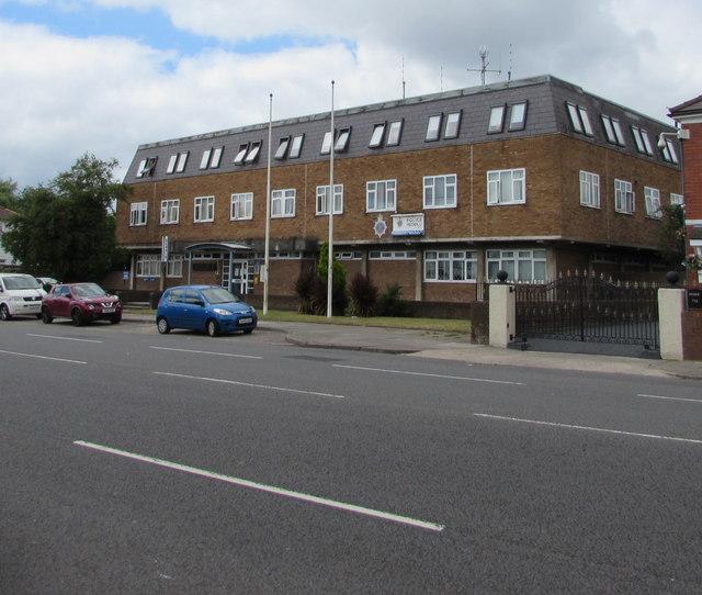 Rumney Police Station, Cardiff