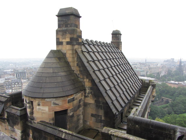 Argyle Tower, Edinburgh Castle