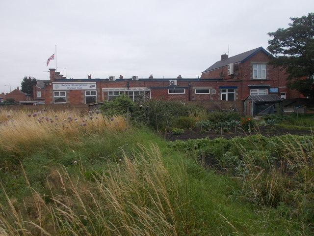 Redcar Working Men's Unionist Club - off Redcar Lane