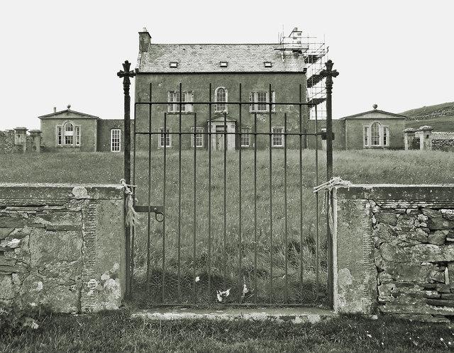 Gate to North Haa