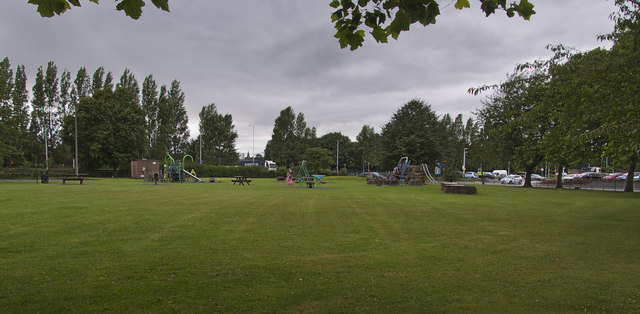 Park and play area