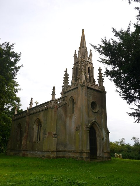 Biscathorpe, St Helen's Church
