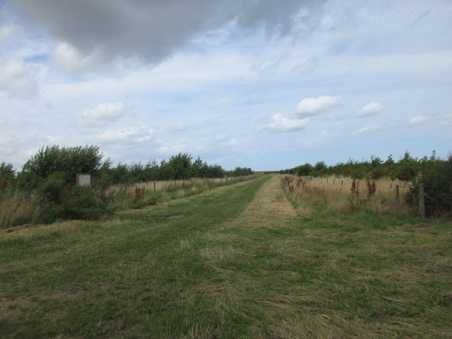 Bridleway to East Newton