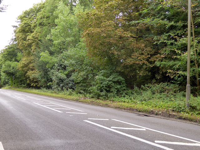 A40 approaching old Beaconsfield