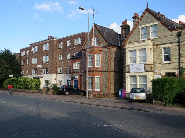 Chesterton Road