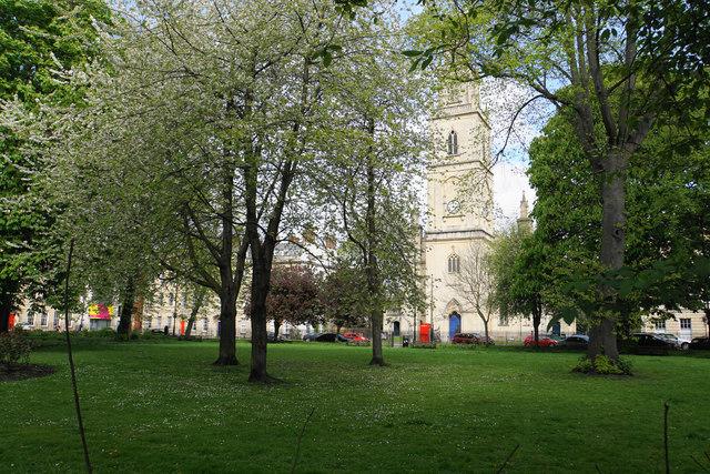 Portland Square, Bristol