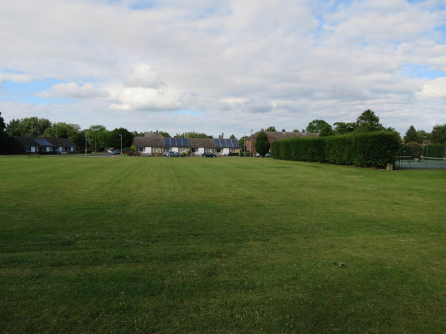 King George's Field, Whittlesford