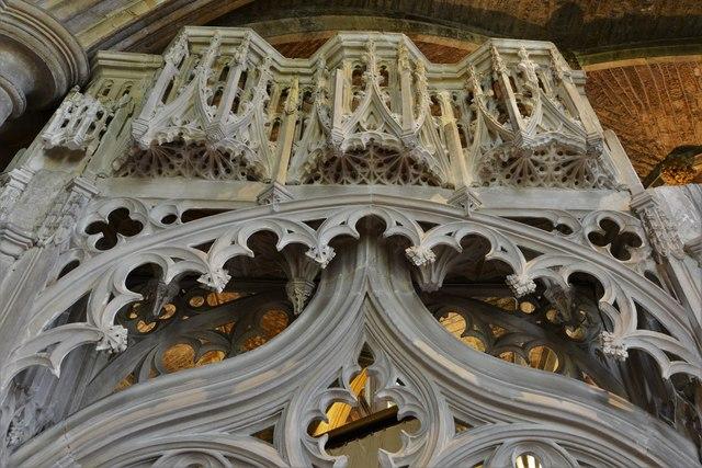 Tewkesbury Abbey: The Wakeman Cenotaph 3