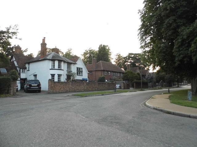 Leyton Road, Harpenden
