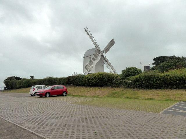 Claydon Windmill 'Jill'