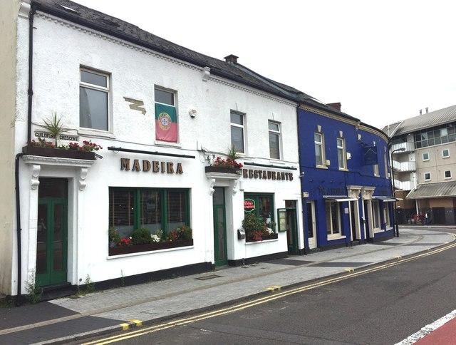 Madeira and Thai House Restaurants