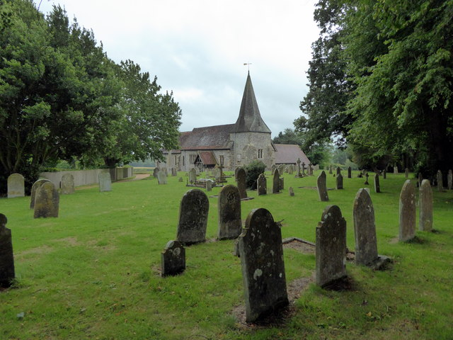 St Mary the Virgin Church, Barcombe