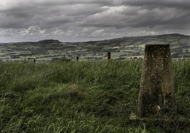 Trigpoint, Coppet Hill