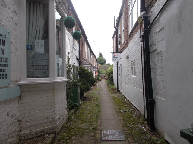 Carlton Terrace - High Street