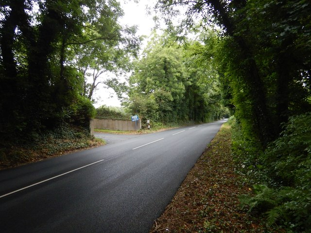 Farm Access Road off the A5