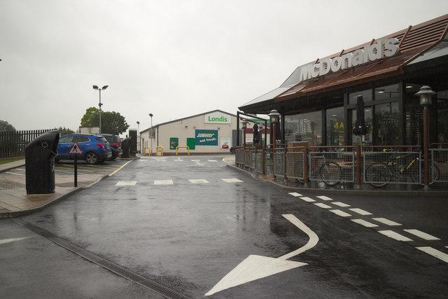 McDonald's, Wyboston