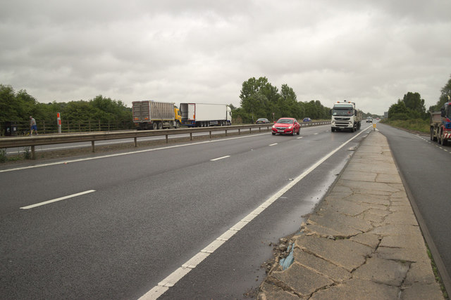 Lay-By on the A421