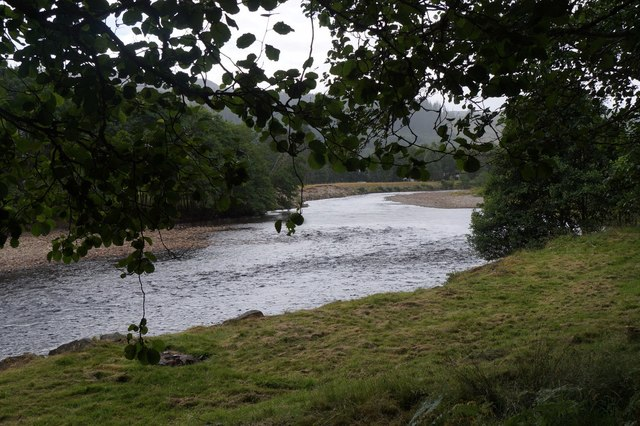 River Affric south of Cannich