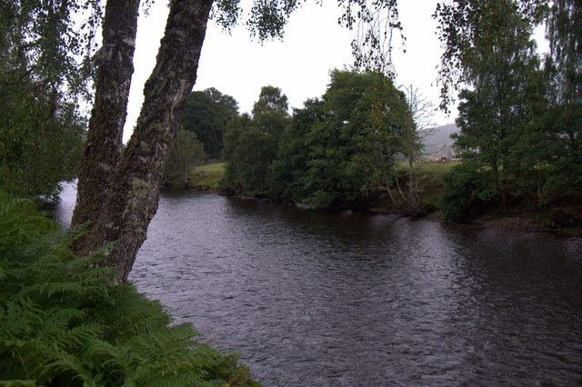 River Affric north of Fasnakyle