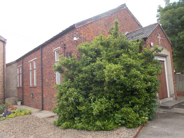 St Mary & St Romuald Church Hall - High Street