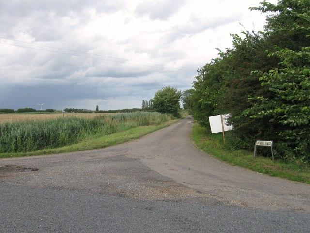 Black Lane