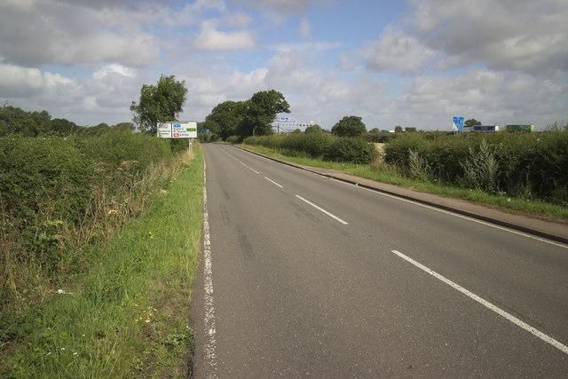 Station Road, Ridgmont