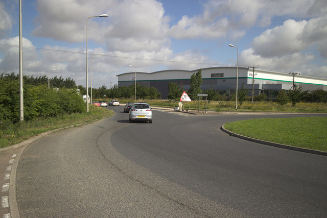 A507 Salford Road, Brogborough